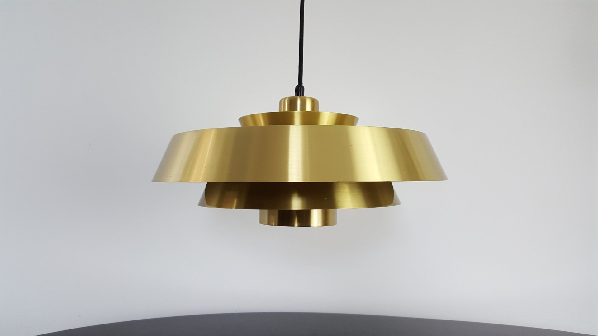brass pendant lighting. plain lighting nova brass pendant light by jo hammerborg for fog u0026 mrup denmark 1960s inside lighting p