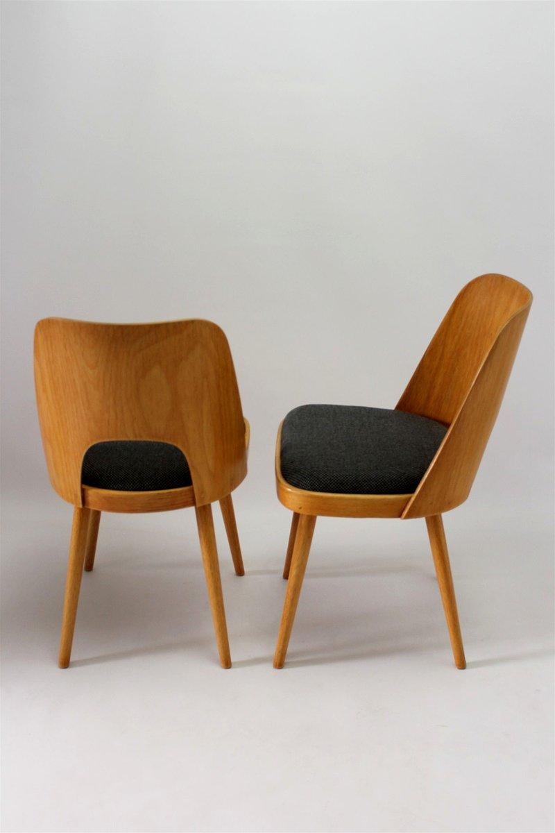 tschechische schichtholz st hle von oswald haerdtl f r ton. Black Bedroom Furniture Sets. Home Design Ideas
