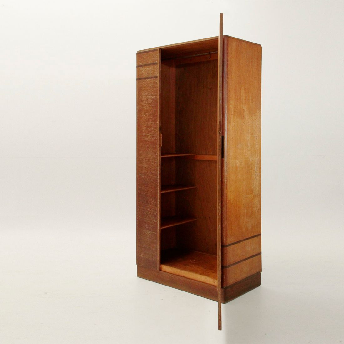 italienischer rationalistischer vintage schrank 1940er. Black Bedroom Furniture Sets. Home Design Ideas
