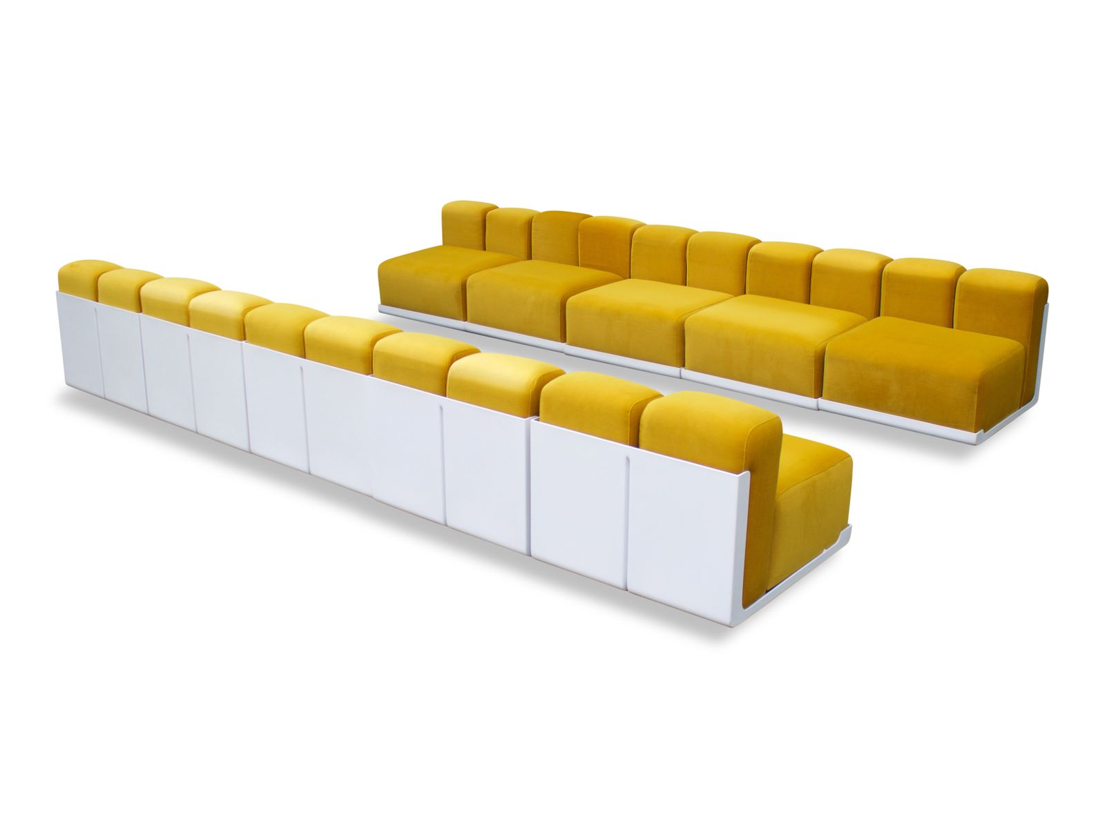 Raymond Sectional Sofa by Kazuhide Takahama for Gavina