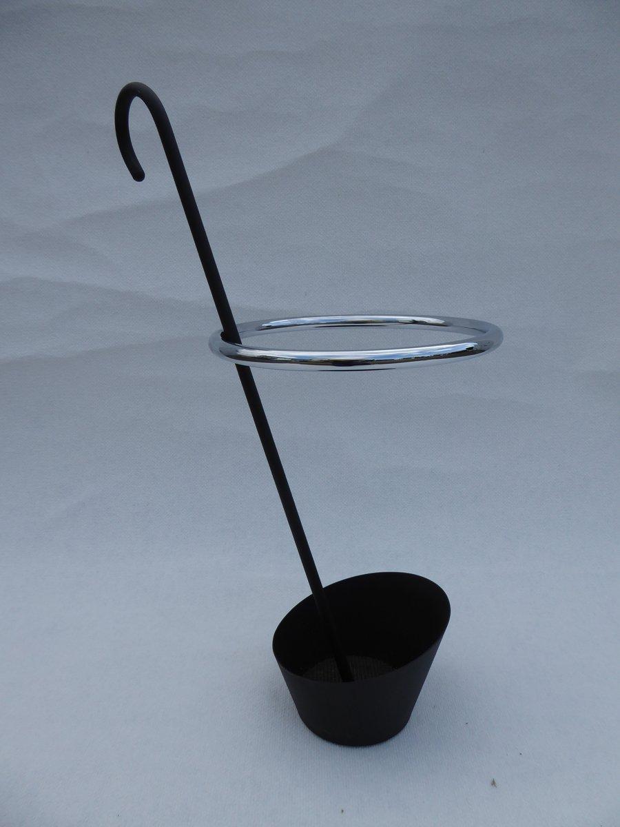 porte parapluie vintage par shiro kuramata pour pastoe 1986 en vente sur pamono. Black Bedroom Furniture Sets. Home Design Ideas