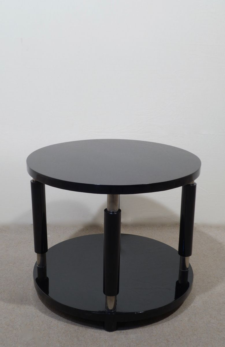 art deco coffee table for sale at pamono. Black Bedroom Furniture Sets. Home Design Ideas