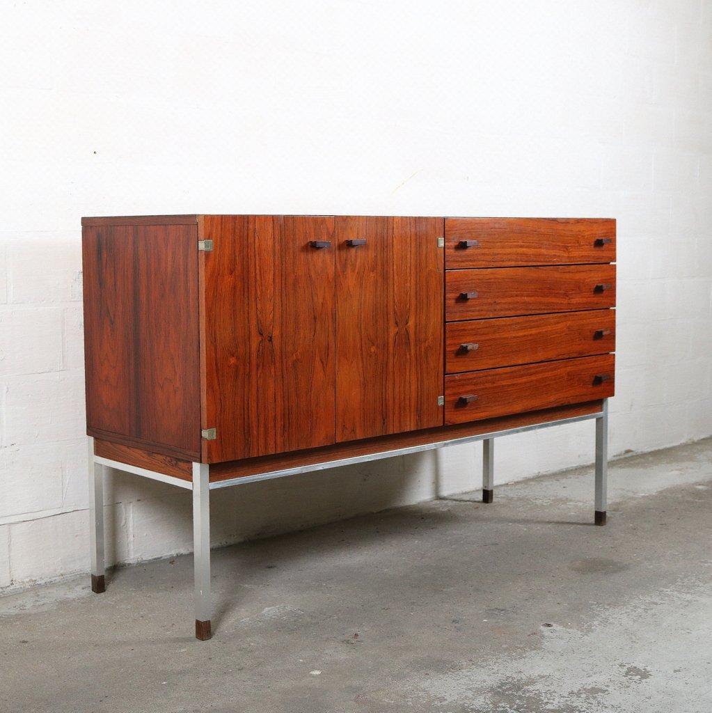 vintage palisander kommode bei pamono kaufen. Black Bedroom Furniture Sets. Home Design Ideas