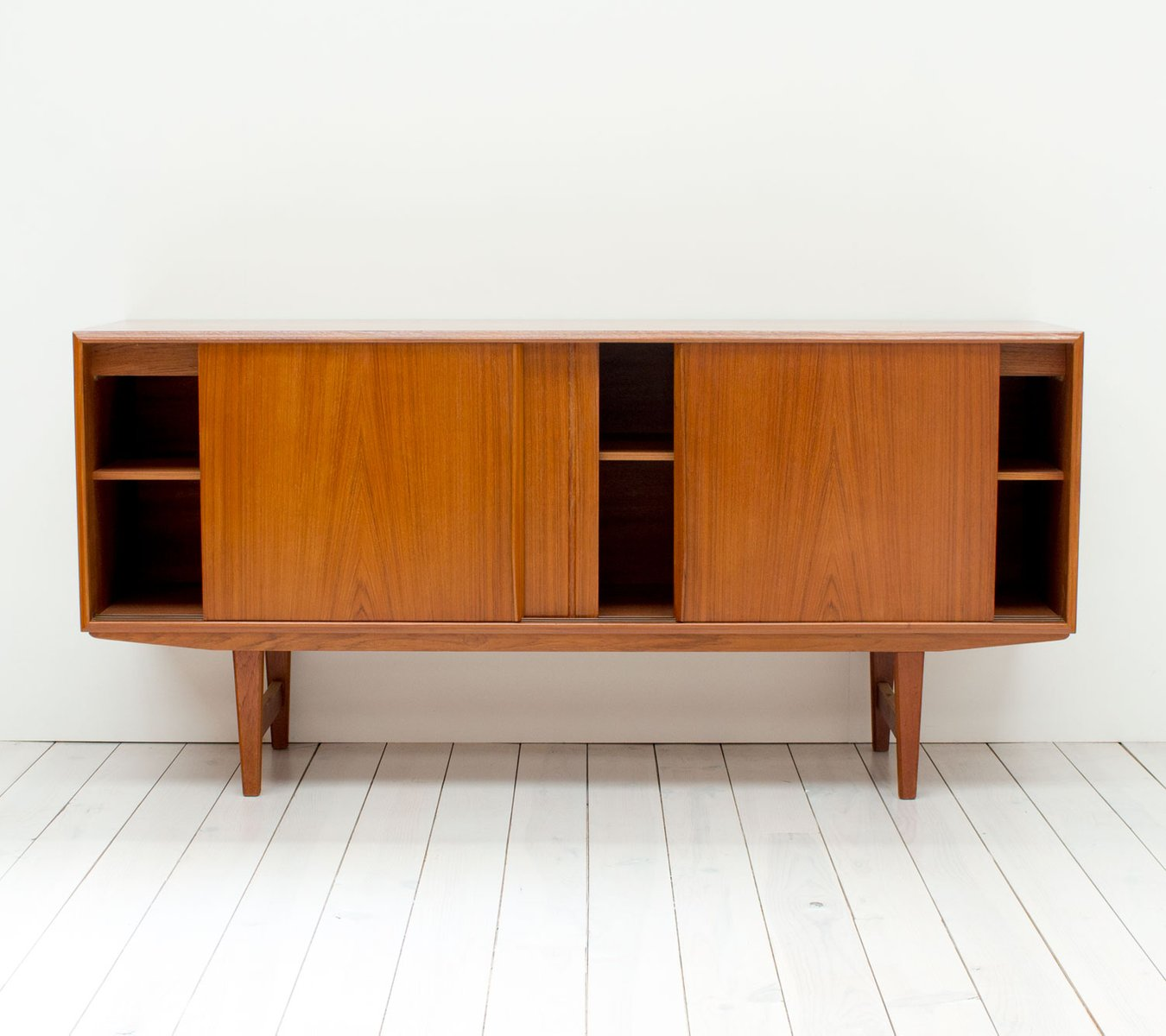 Mid century teak sideboard from dalescraft for sale at pamono - Sideboard mid century ...