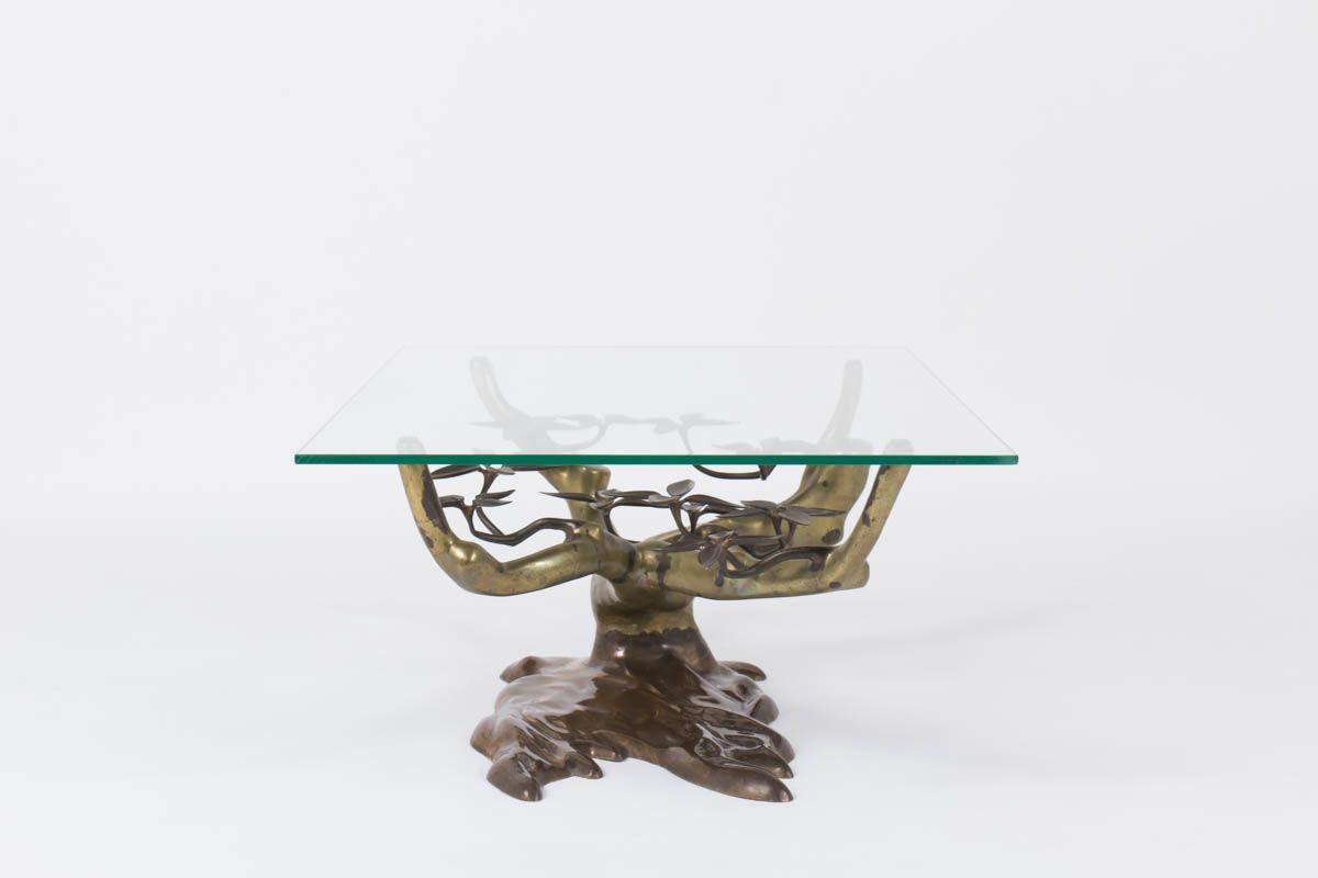 Bonsai Coffee Table Base