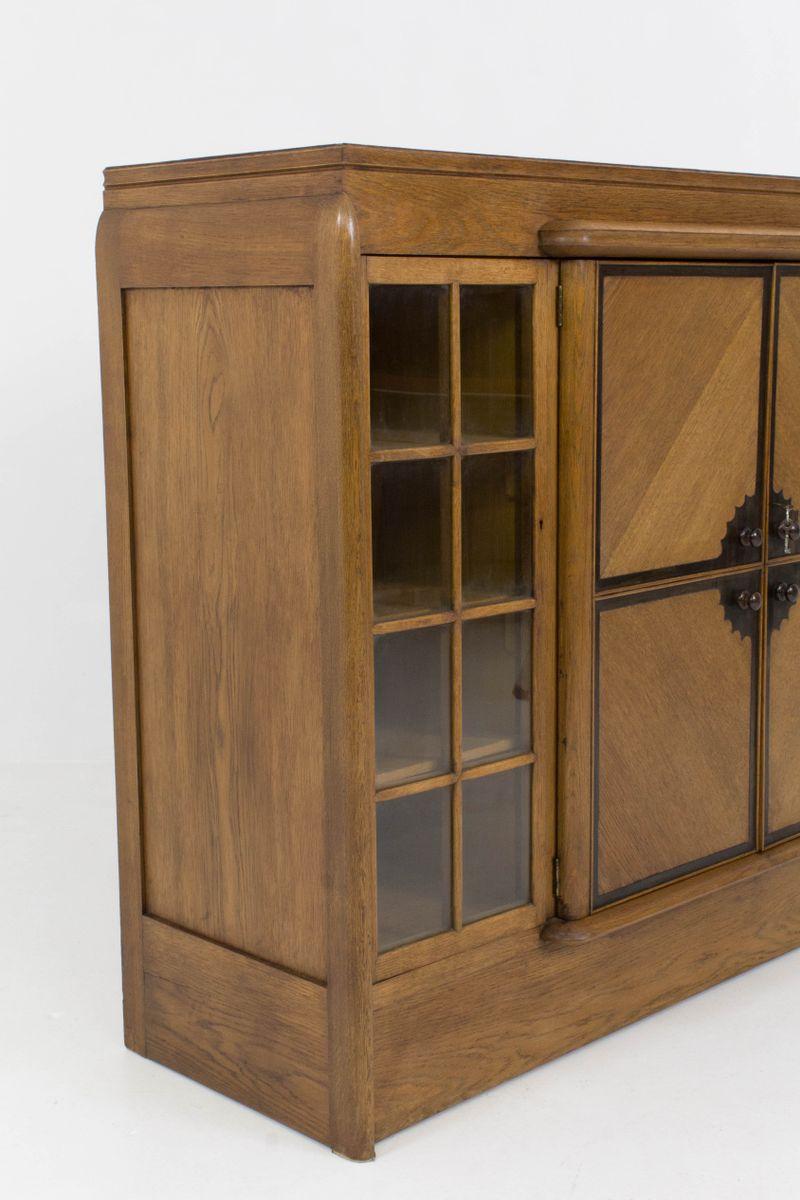 biblioth que cole d 39 amsterdam art d co pays bas 1920s en vente sur pamono. Black Bedroom Furniture Sets. Home Design Ideas