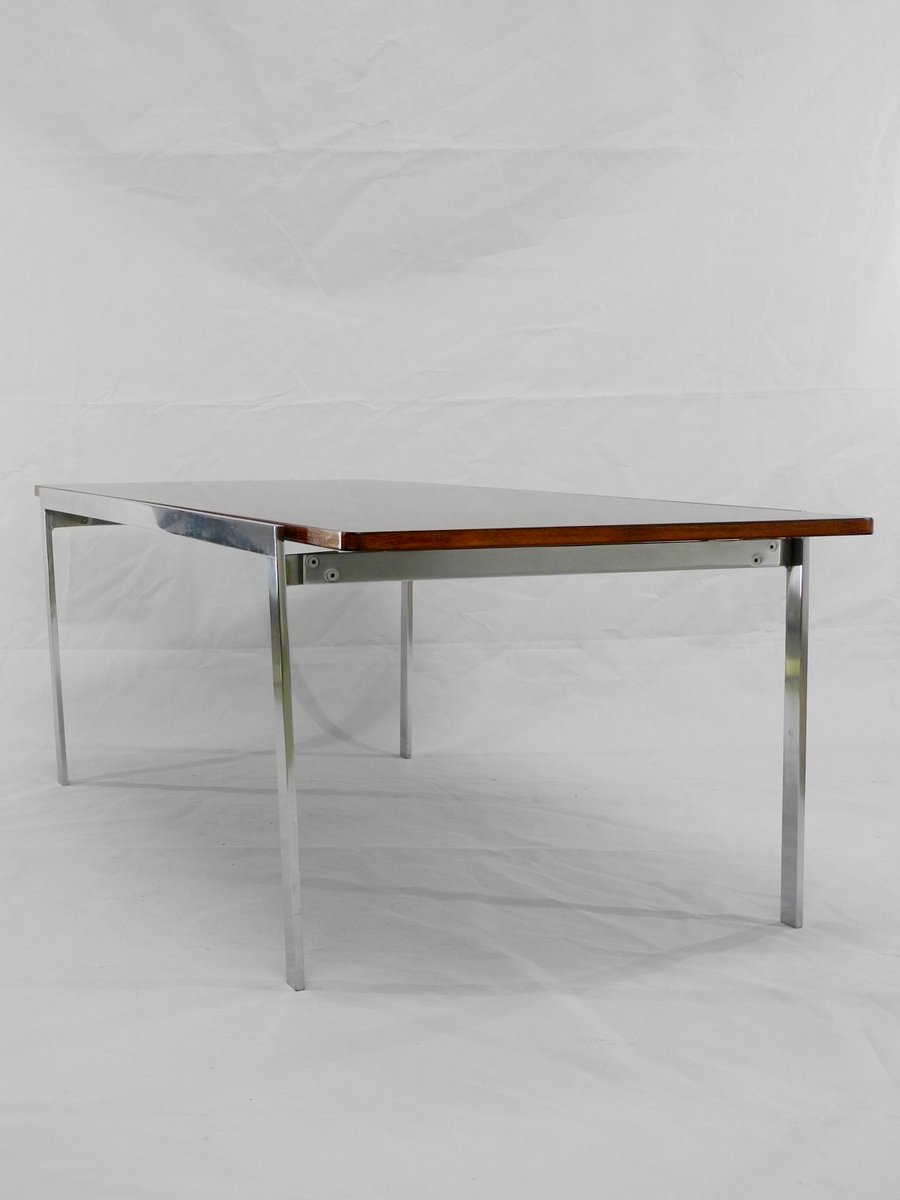 3501 Rosewood Coffee Table By Arne Jacobsen For Fritz Hansen 1963 For Sale At Pamono