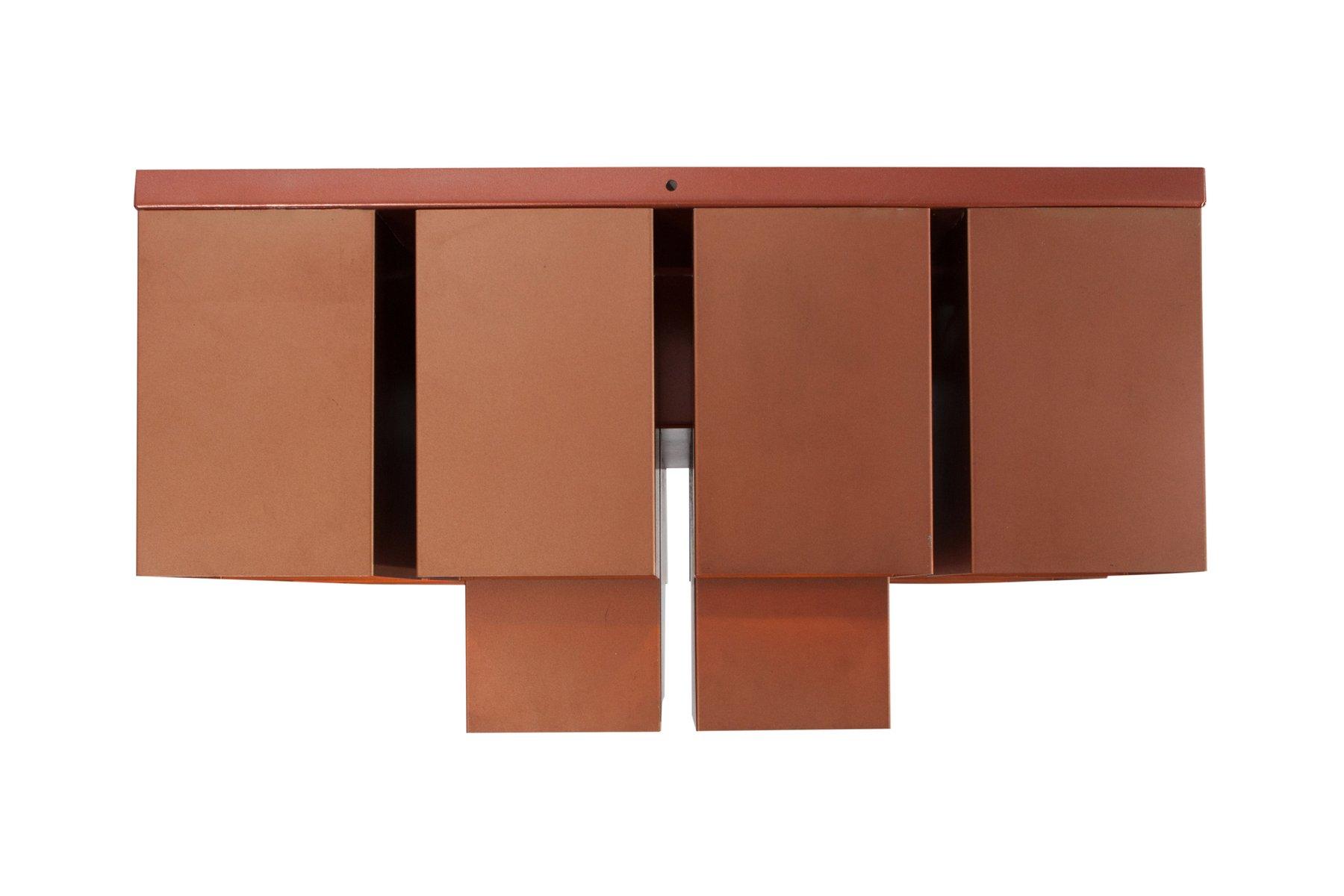deckenlampe von raak 1960er bei pamono kaufen. Black Bedroom Furniture Sets. Home Design Ideas