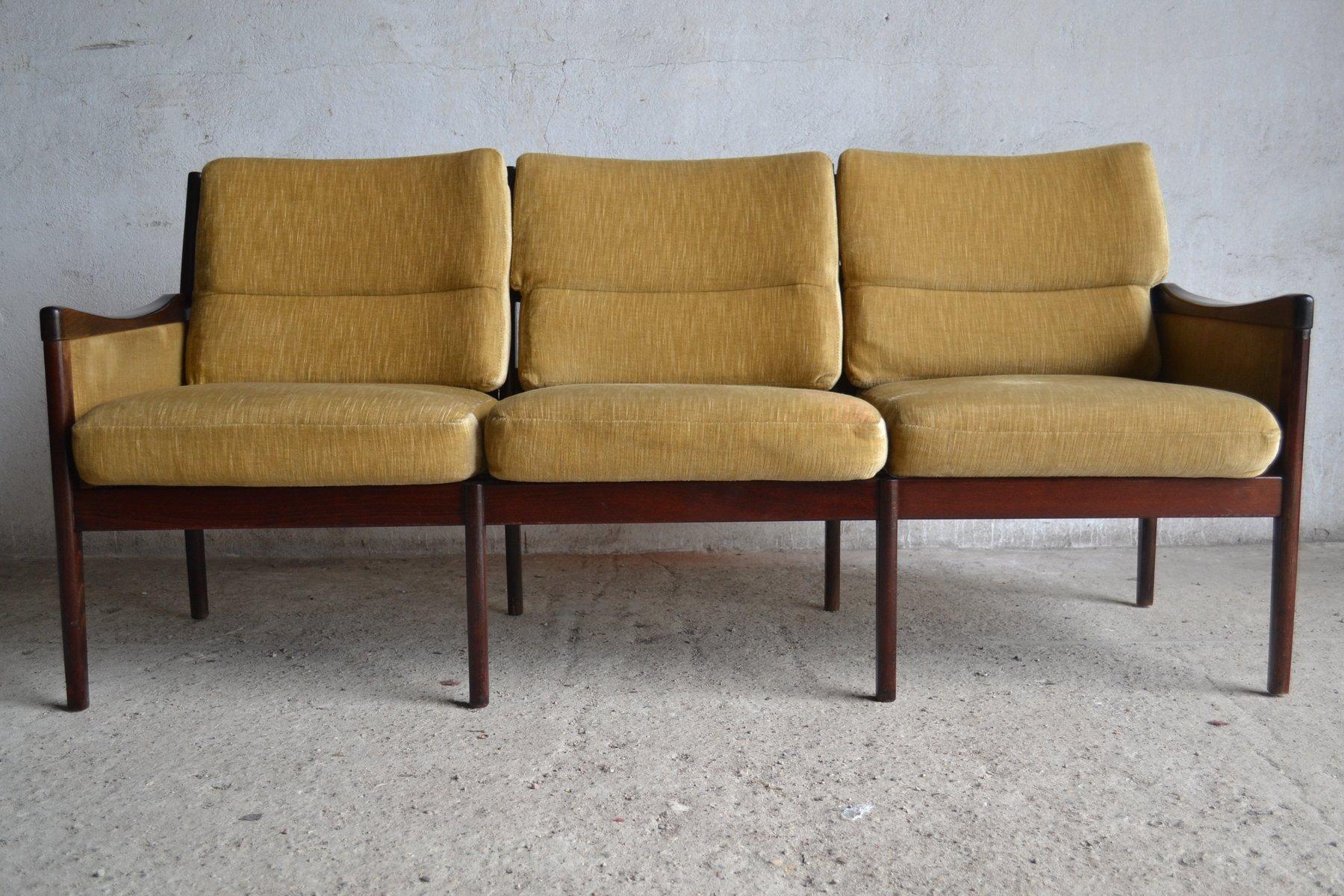 sofa von casala 1960er bei pamono kaufen. Black Bedroom Furniture Sets. Home Design Ideas
