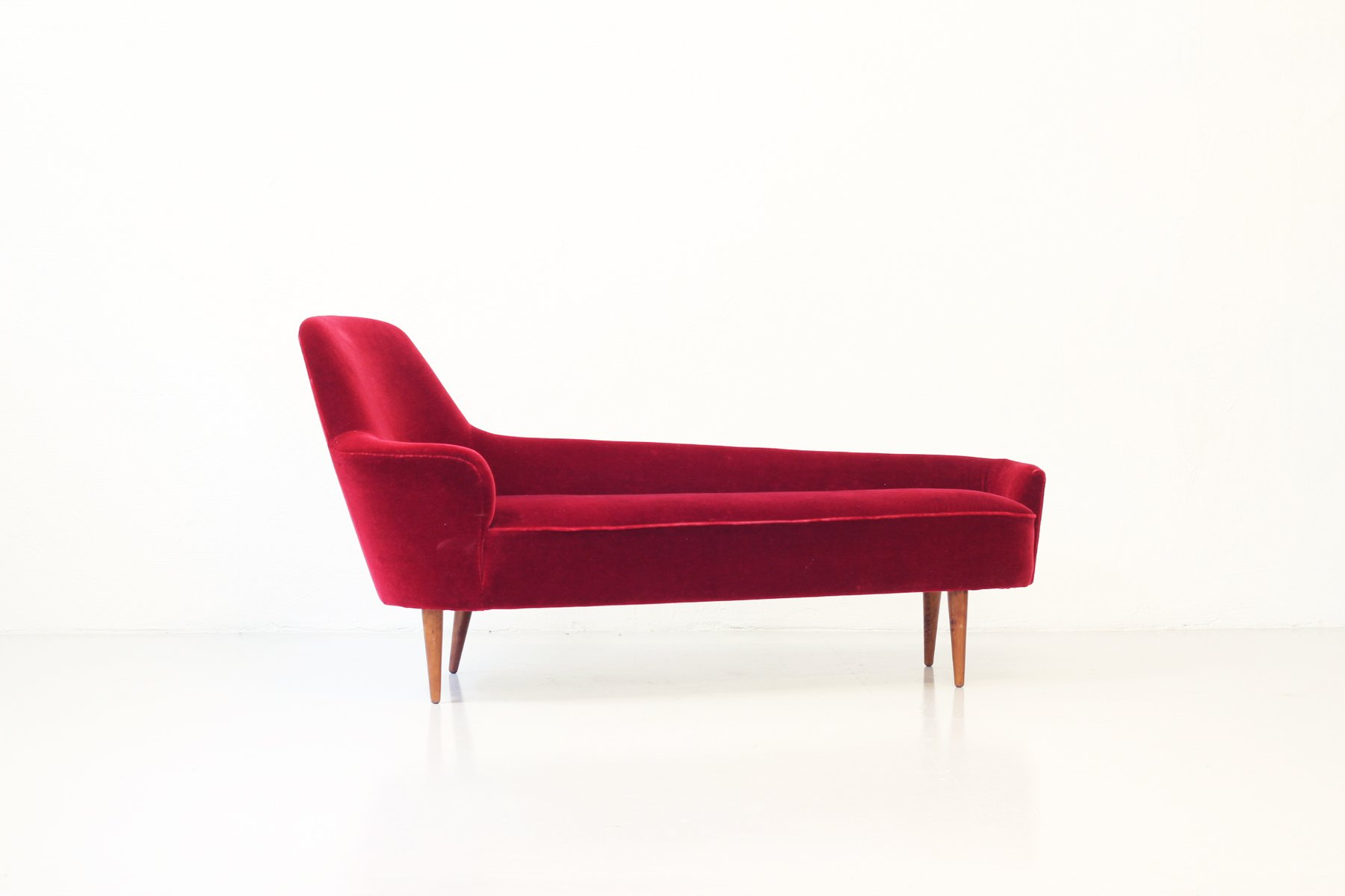 Singoalla chaise lounge by gillis lundgren for ikea 1961 for Chaise longue lockheed lounge