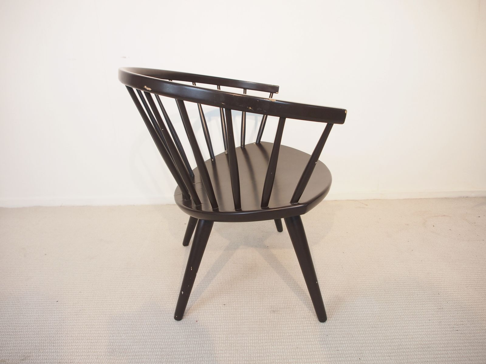 Arka Chair by Yngve Ekstrom for Stolab, 1970s for sale at Pamono