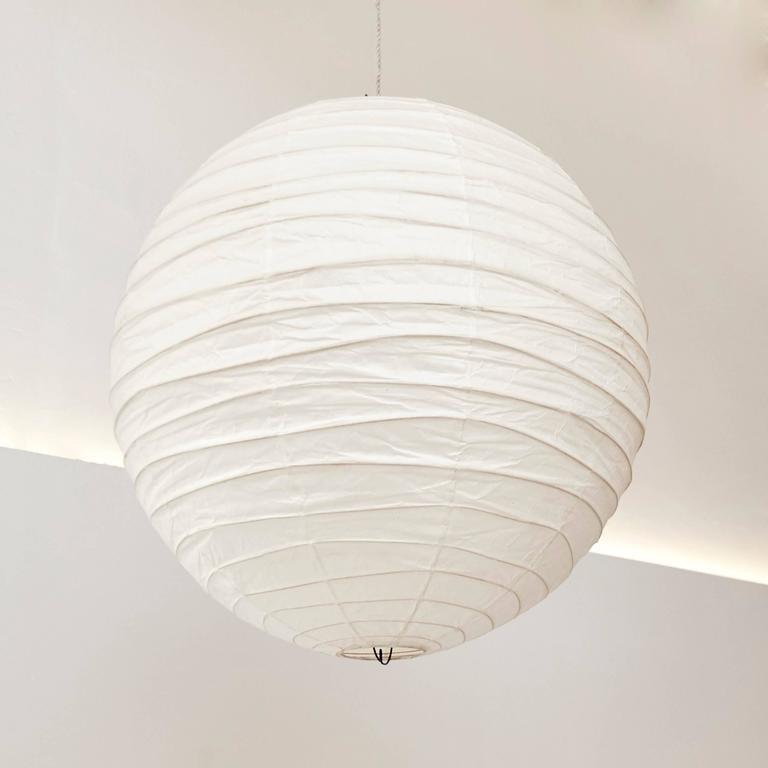 noguchi lighting. pendant lamp by isamu noguchi for ozeki u0026 company 1950s lighting