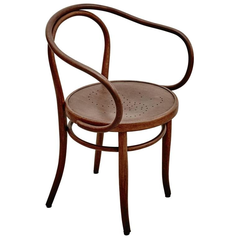 bentwood chair from j & j. kohn, 1900s for sale at pamono