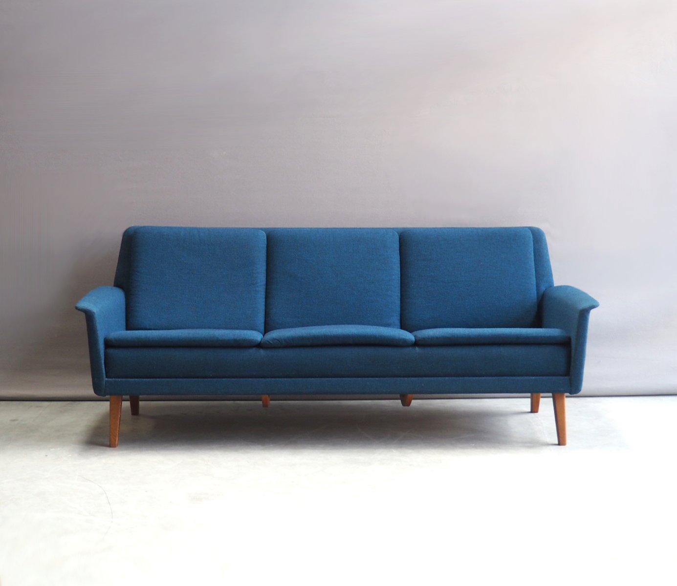 5654 sofa von folke ohlsson f r fritz hansen 1960er bei. Black Bedroom Furniture Sets. Home Design Ideas