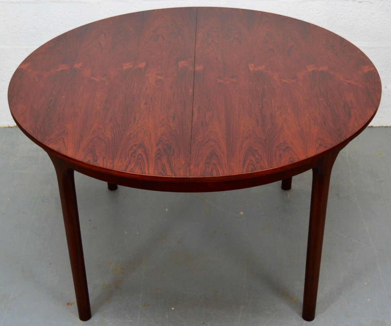 Vintage Rosewood Extendable Dining Table from McIntosh for  : vintage rosewood extendable dining table from mcintosh 1 from www.pamono.com size 1294 x 1080 jpeg 1427kB