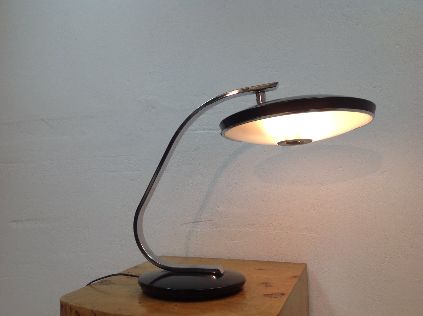 Desk Lamp From Fase 1960s