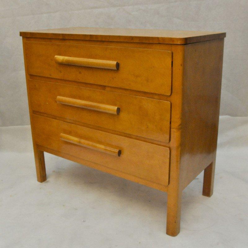 commode tiroirs vintage su de 1960s en vente sur pamono. Black Bedroom Furniture Sets. Home Design Ideas