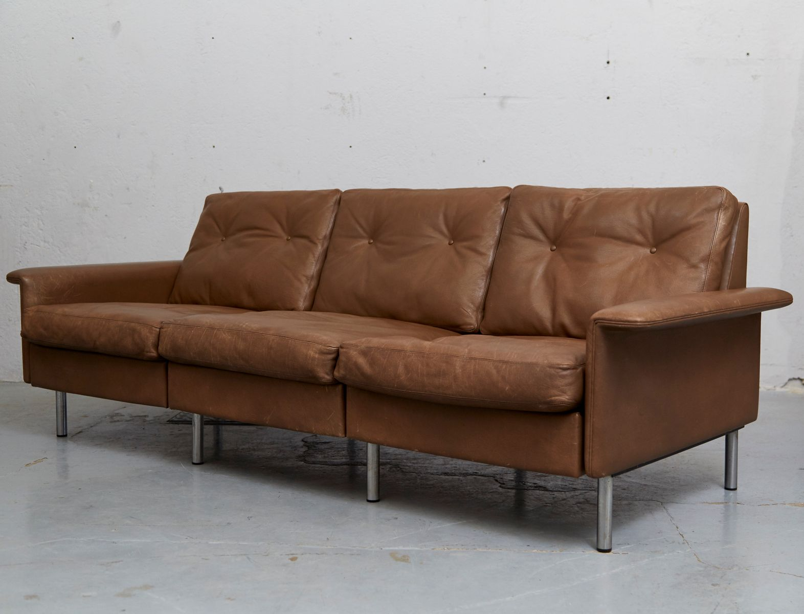 sedia sofa by horst br ning for cor 1966 for sale at pamono. Black Bedroom Furniture Sets. Home Design Ideas