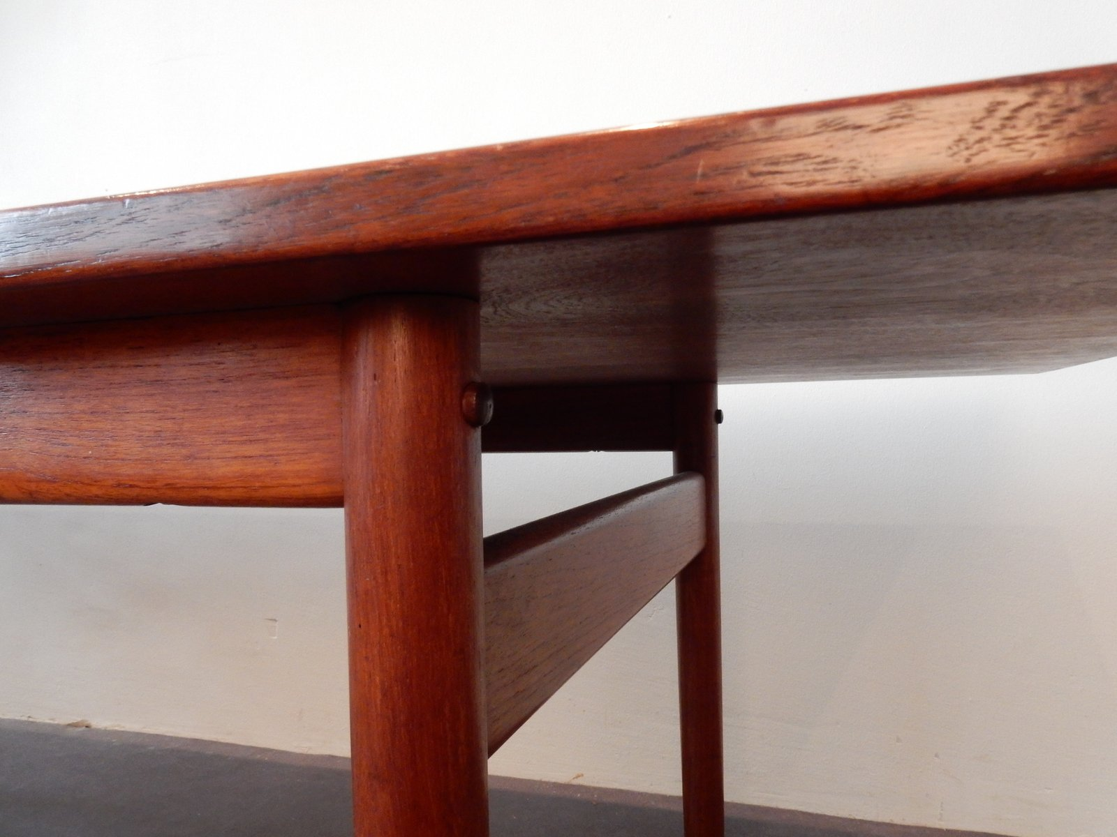 Vintage Coffee Table by Grete Jalk for P Jeppesen for sale at Pamono