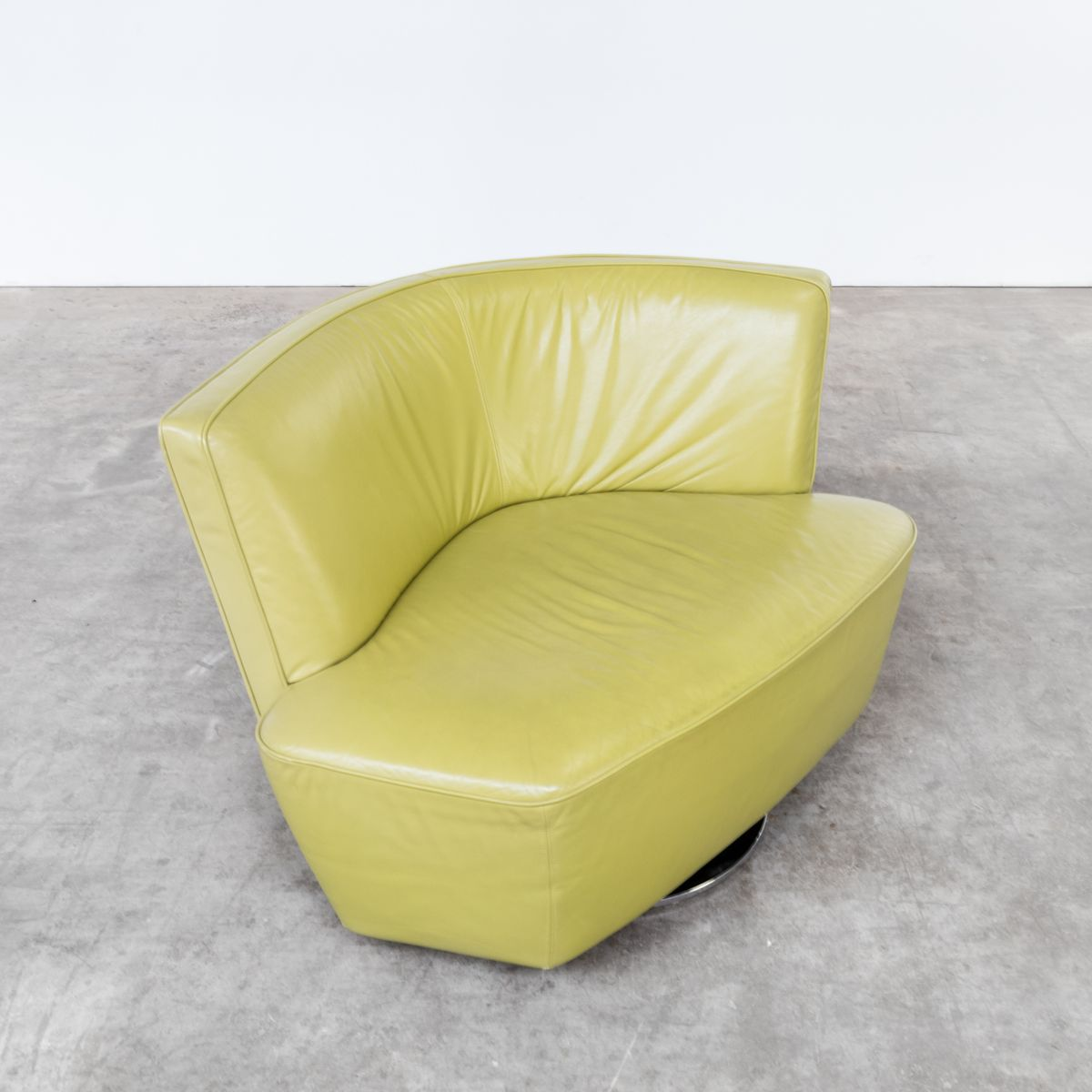 drift swivel fauteuil by eoos for walter knoll 1990s for. Black Bedroom Furniture Sets. Home Design Ideas