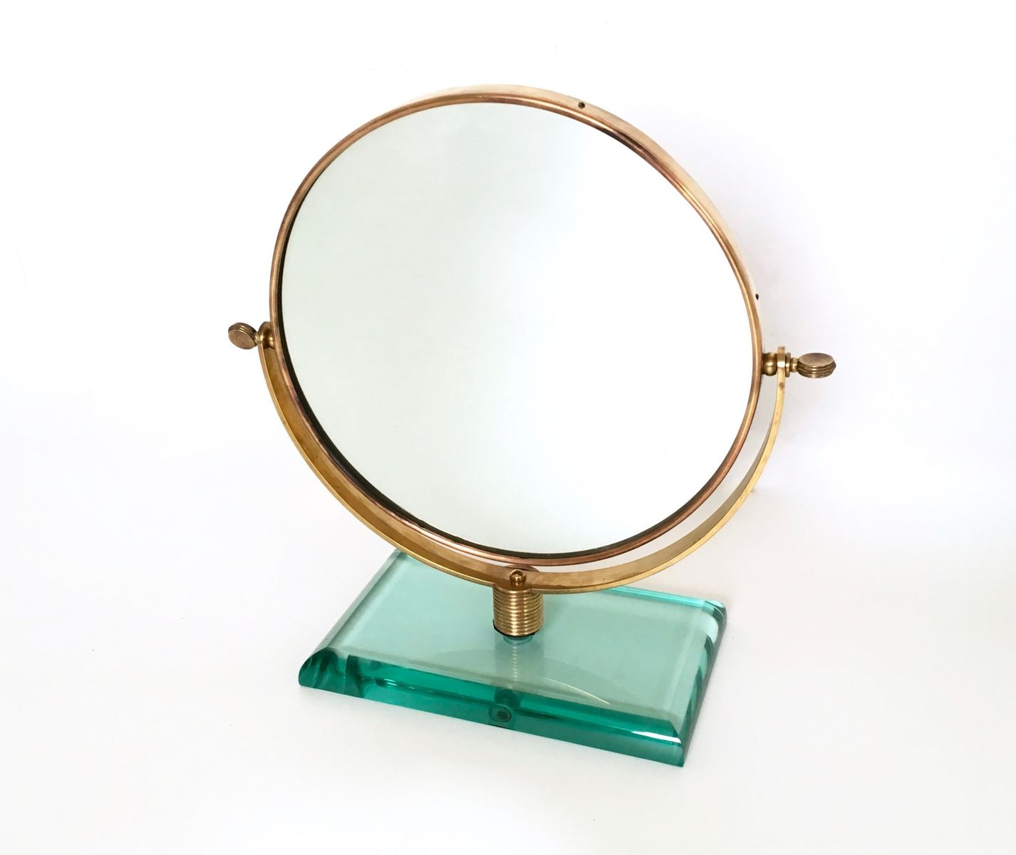 Vintage Vanity Mirror By Gio Ponti For Sale At Pamono