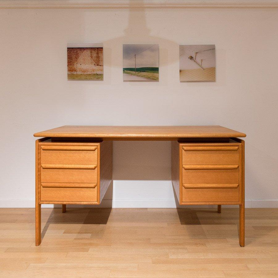 mid century schreibtisch von arne vodder bei pamono kaufen. Black Bedroom Furniture Sets. Home Design Ideas