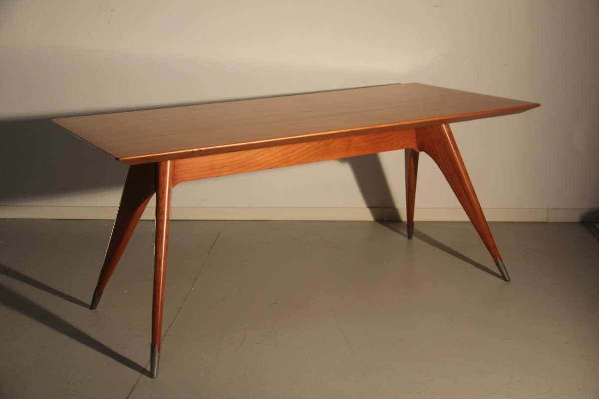 Minimalist italian dining table 1950s for sale at pamono for Italian dining table