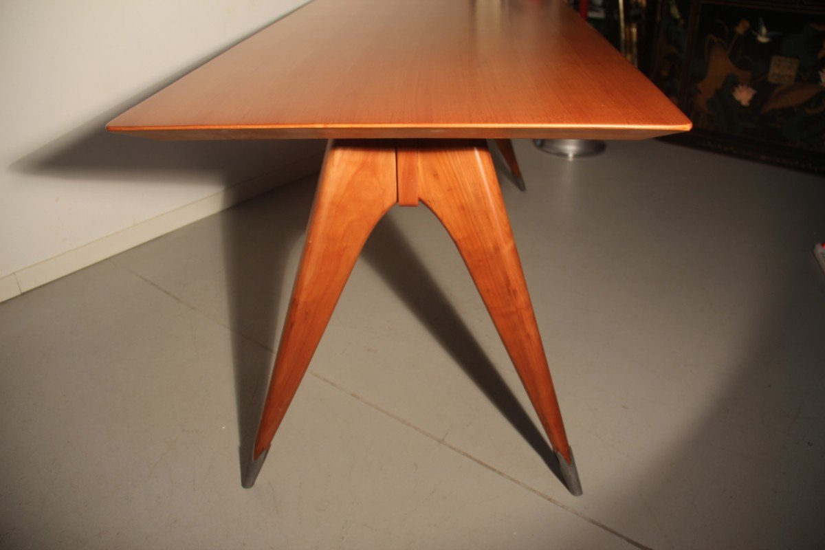 Minimalist Italian Dining Table 1950s for sale at Pamono : minimalist italian dining table 1950s 13 from www.pamono.com size 1200 x 800 jpeg 84kB