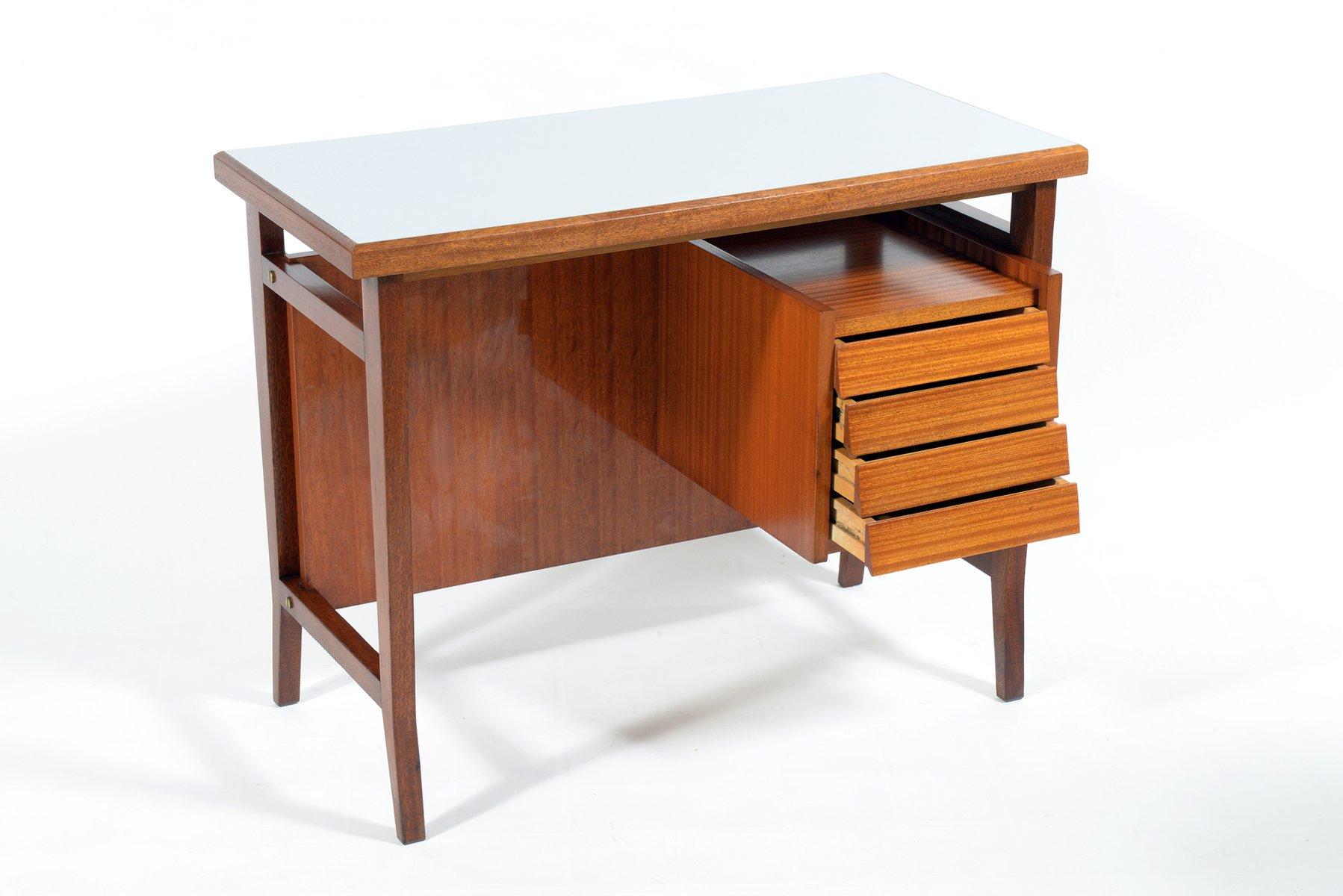 Small Italian Writing Desk By Gio Ponti For Schirolli