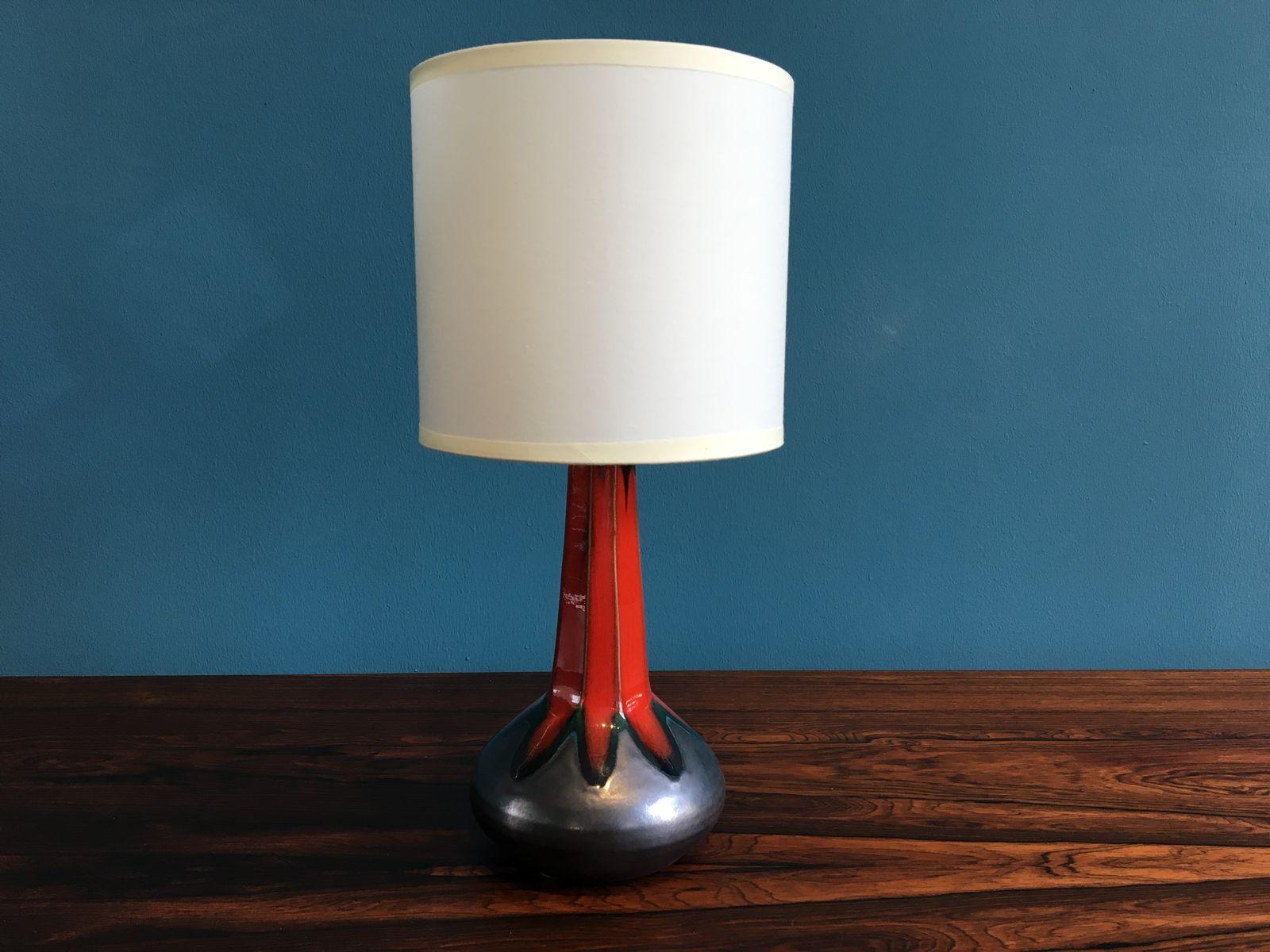 lampe de bureau vintage par ole christensen danemark 1960s en vente sur pamono. Black Bedroom Furniture Sets. Home Design Ideas