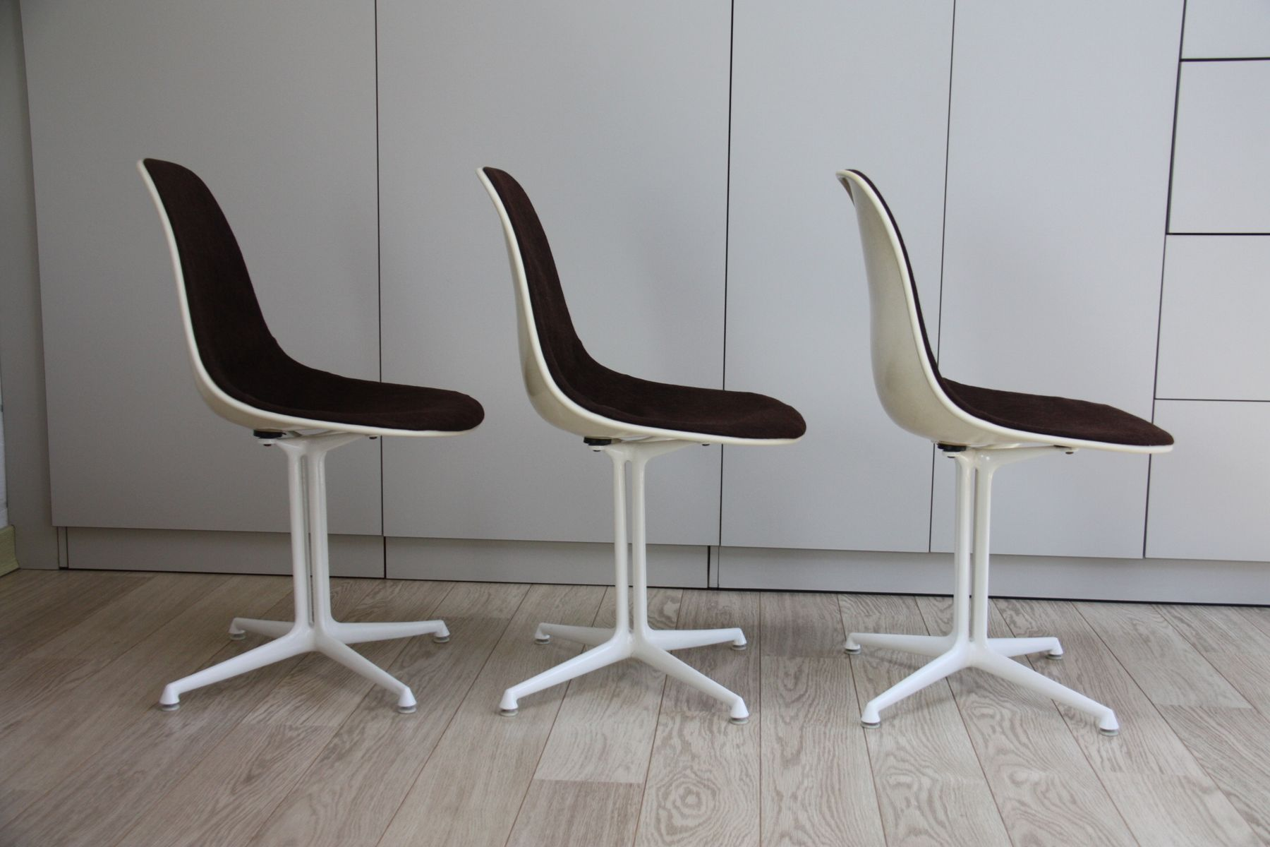 La Fonda Chairs by Charles and Ray Eames for Herman Miller 1961
