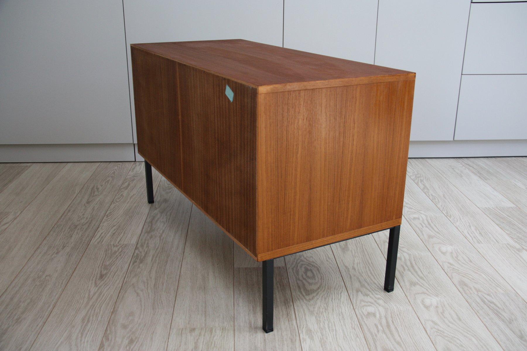 vintage sideboard aus twen serie von g nther renkel f r. Black Bedroom Furniture Sets. Home Design Ideas