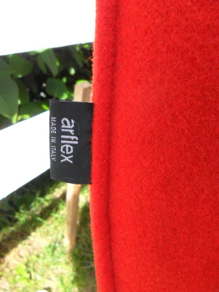 vintage t line sessel von burkhard vogtherr f r arflex bei pamono kaufen. Black Bedroom Furniture Sets. Home Design Ideas