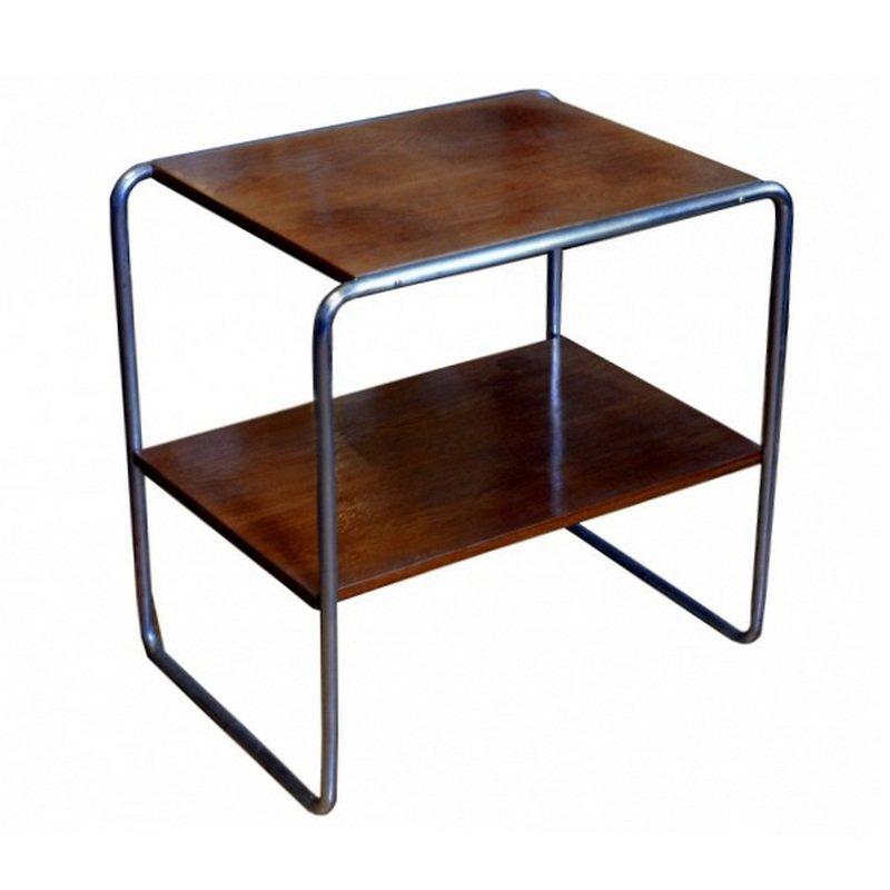 laccio tisch von marcel breuer 1930er bei pamono kaufen. Black Bedroom Furniture Sets. Home Design Ideas