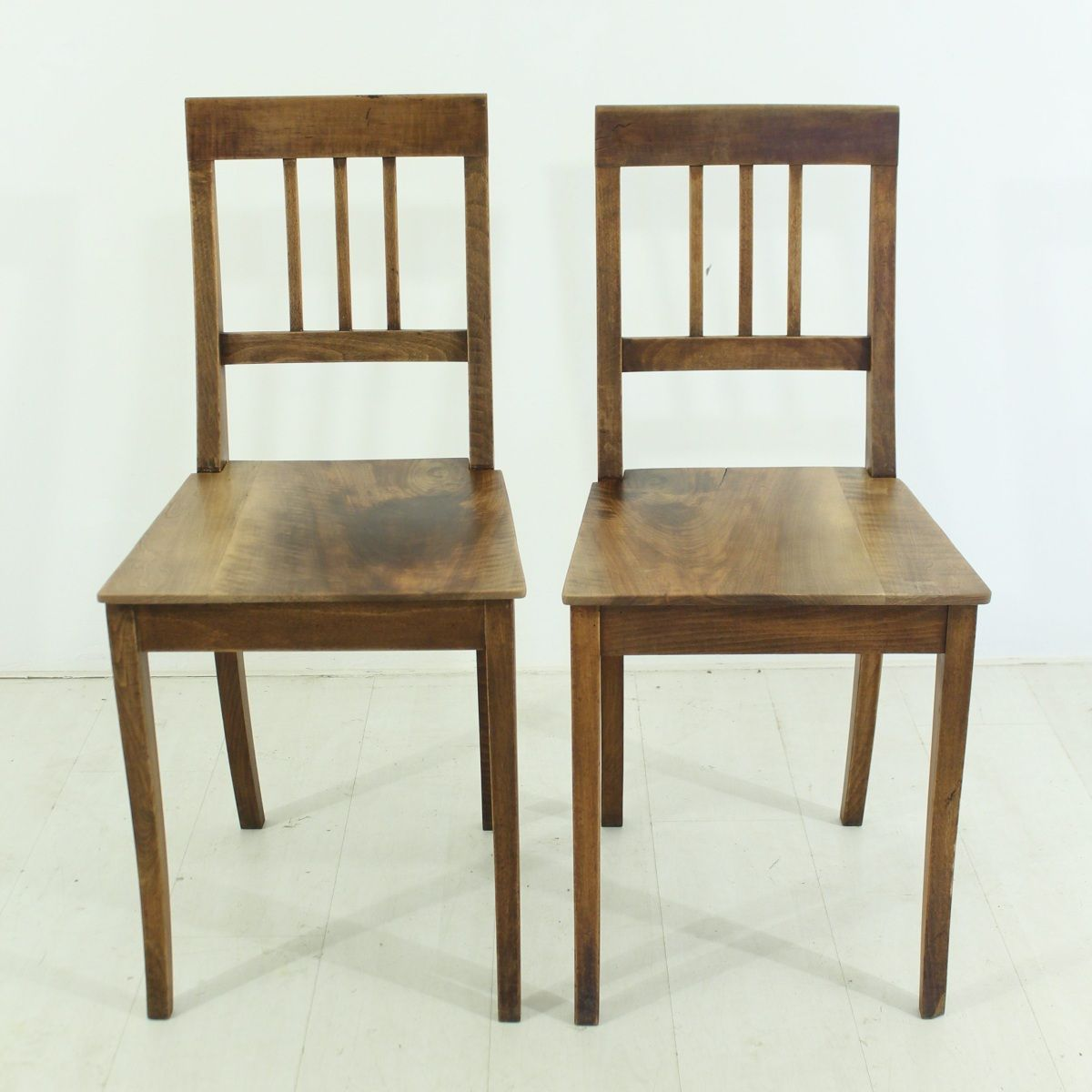 Antique Wooden Chairs ~ Antique wooden chairs s set of for sale at pamono