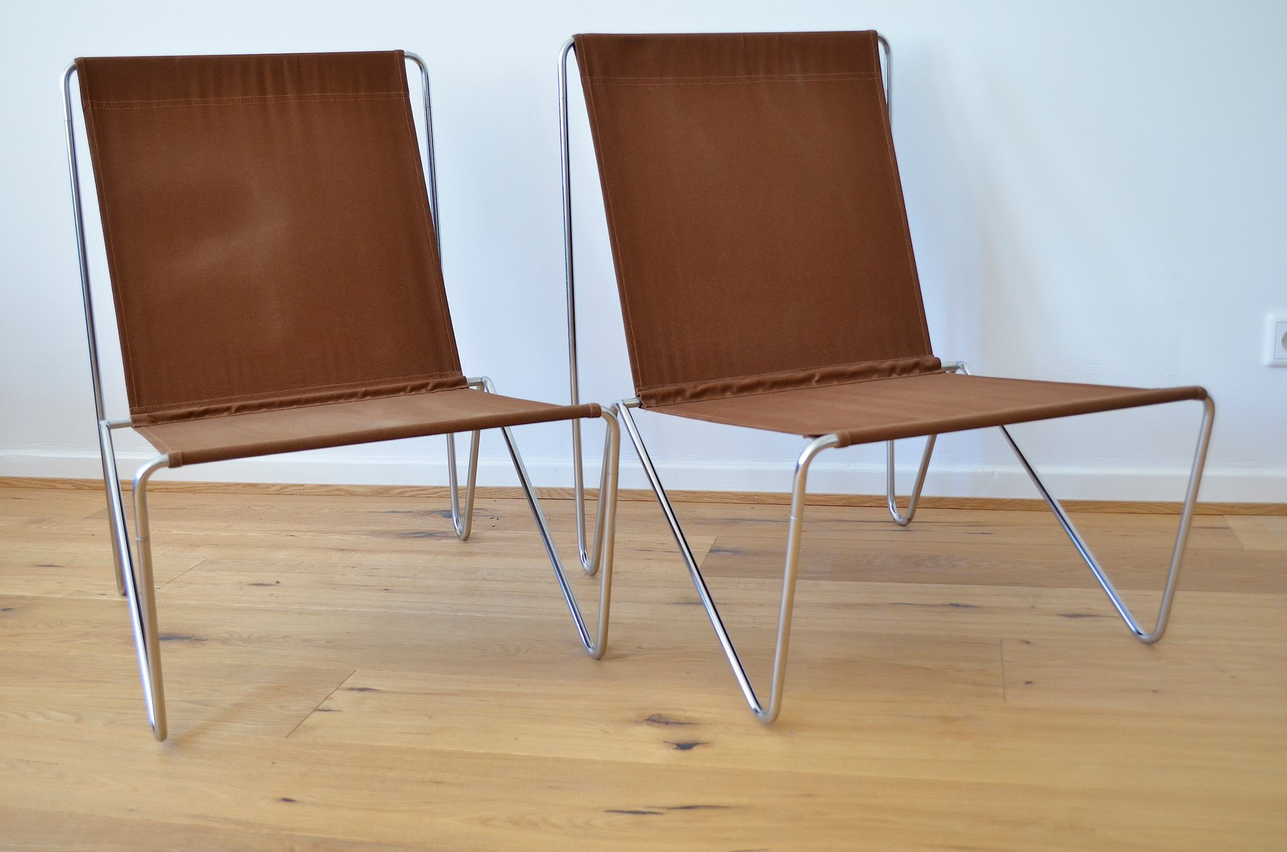 vintage scandinavian bachelor chairs by verner panton for fritz