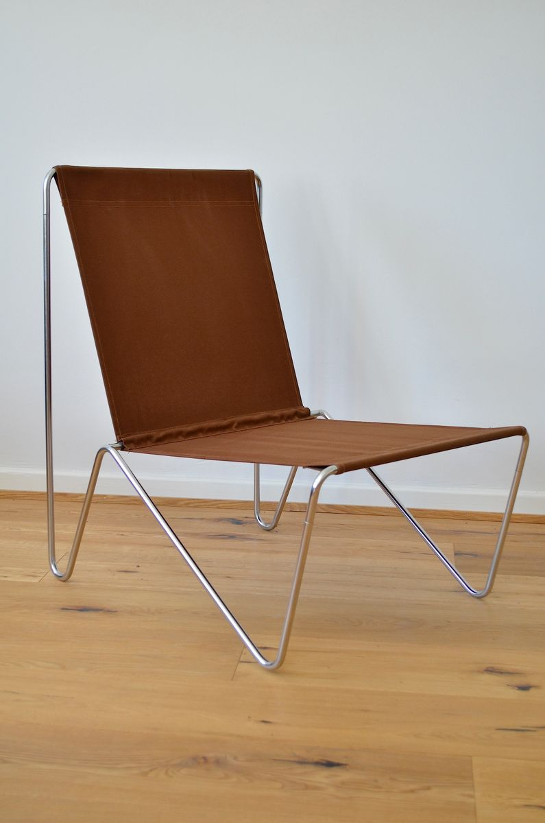 Vintage Scandinavian Bachelor Chairs by Verner Panton for Fritz ...