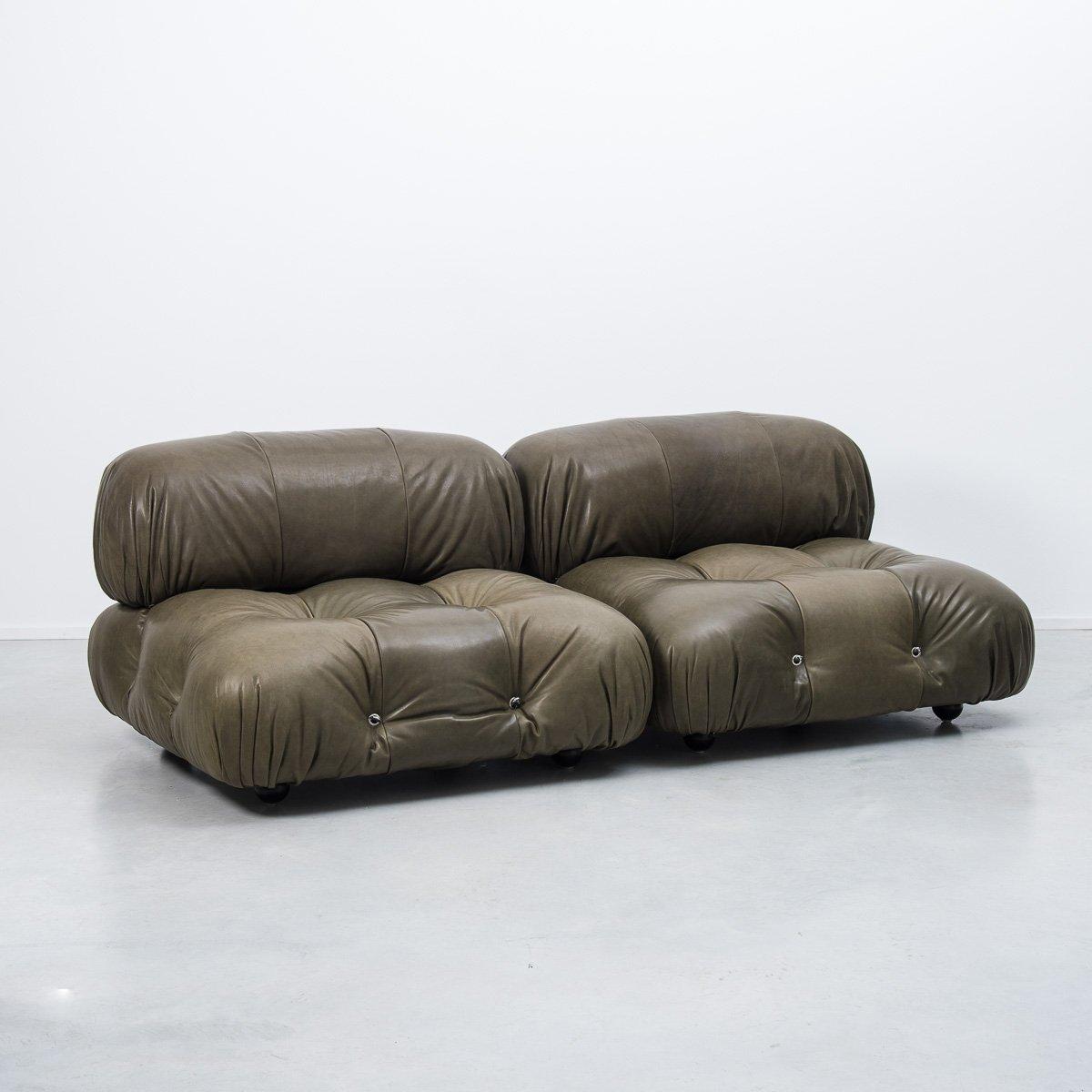 camaleonda modular sofa by mario bellini for b b italia 1971 for sale at pamono. Black Bedroom Furniture Sets. Home Design Ideas