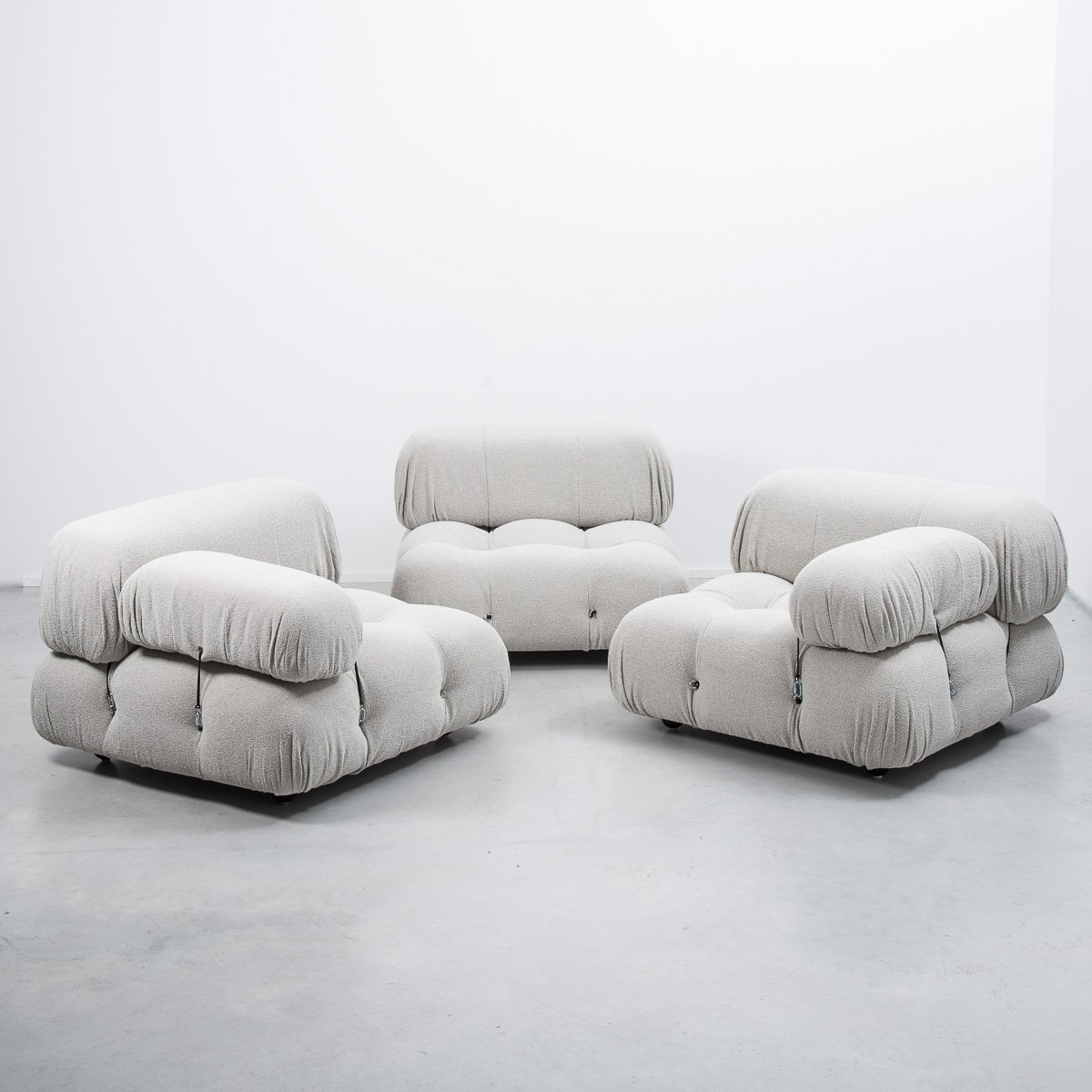 Camaleonda Three Seater Modular Sofa By Mario Bellini For B B Italia 1970s For Sale At Pamono