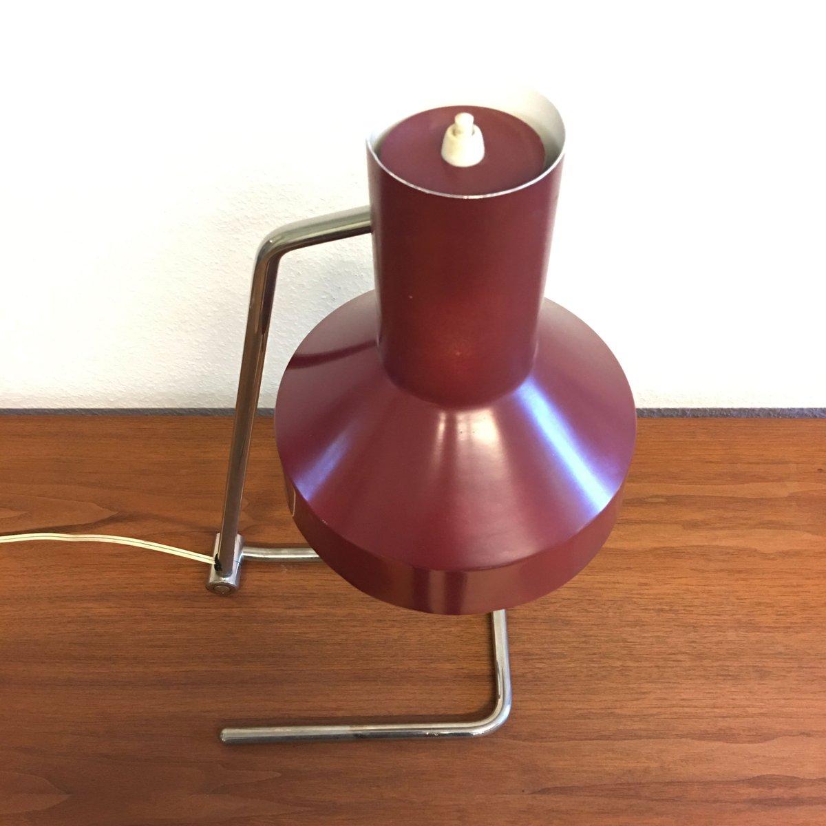 deutsche vintage tischlampe von hannoversche lampenfabrik bei pamono kaufen. Black Bedroom Furniture Sets. Home Design Ideas