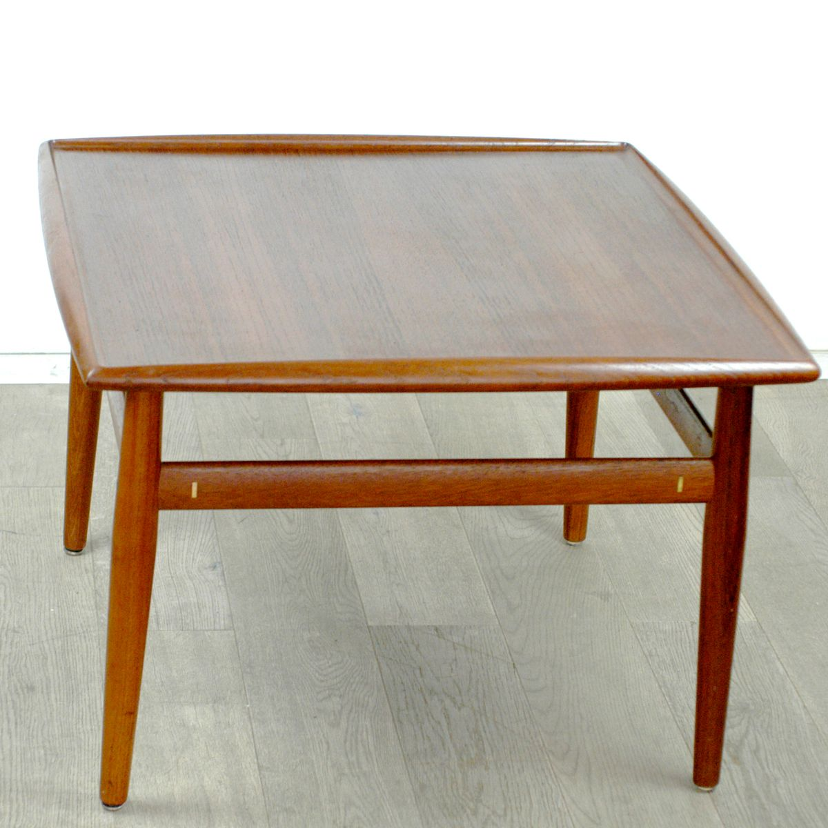 Danish Teak Coffee Table By Grete Jalk For France S N 1960s For Sale At Pamono