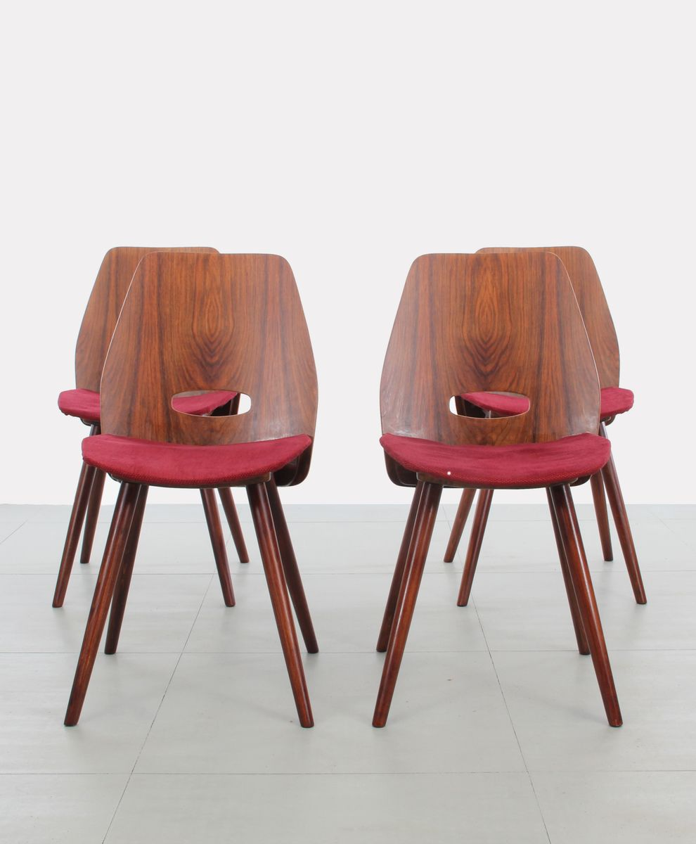 Soviet chairs by frantisek jirak for tatra nabytok 1960s for 80s furniture for sale