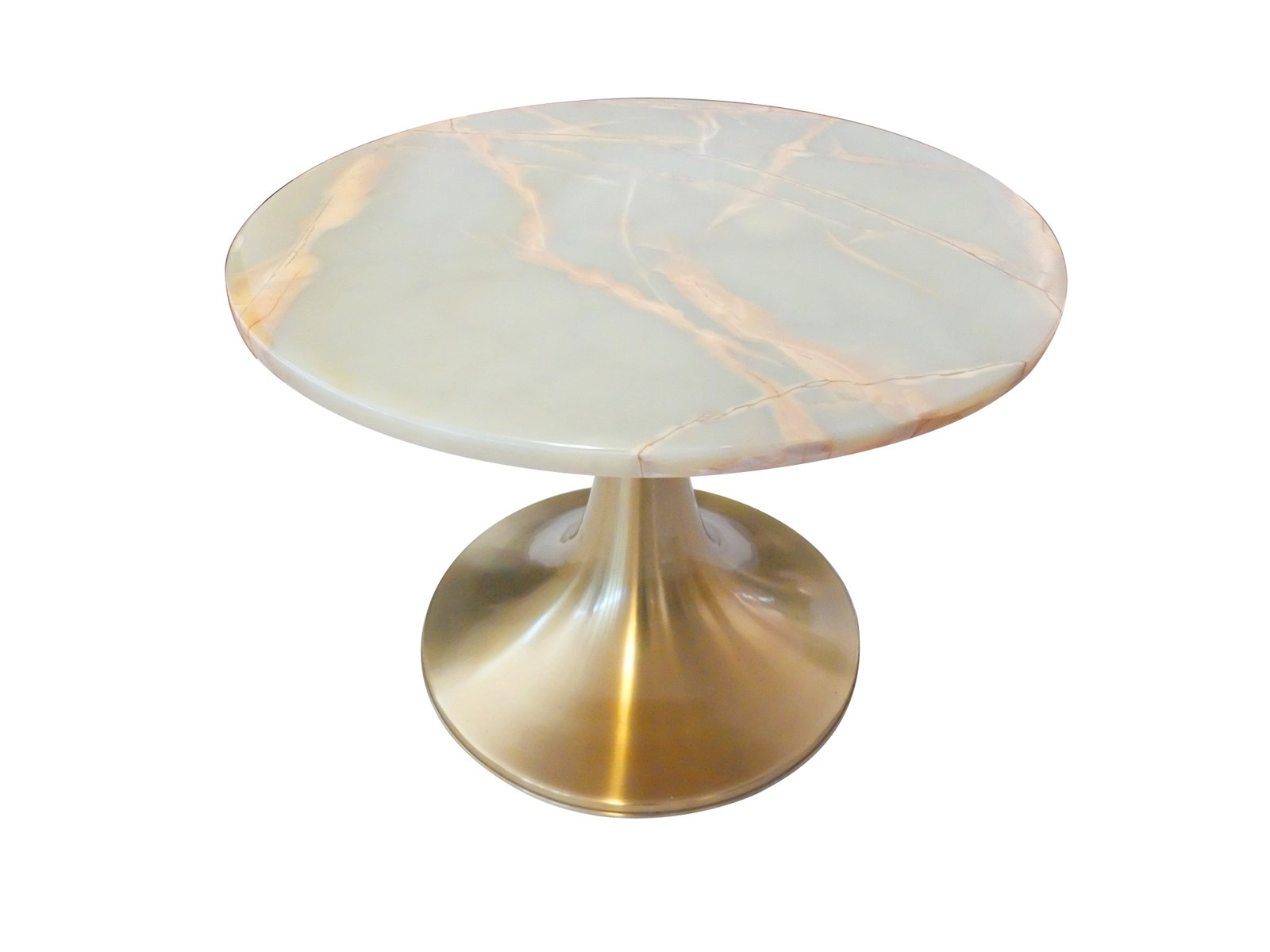 Swivel Coffee Table by Angelo Mangiarotti for Bernini 1960s for