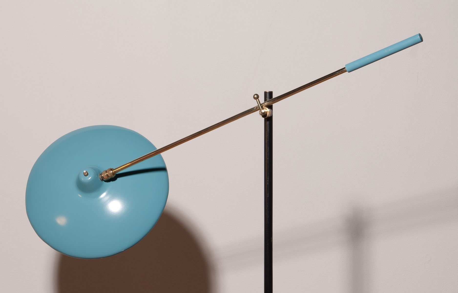 blue floor lamp from stilnovo s for sale at pamono - price per piece