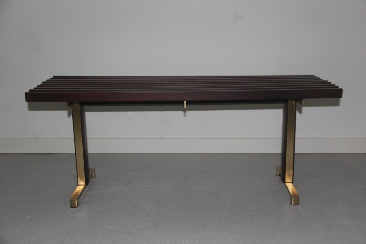 Minimalist Italian Coffee Table, 1950s