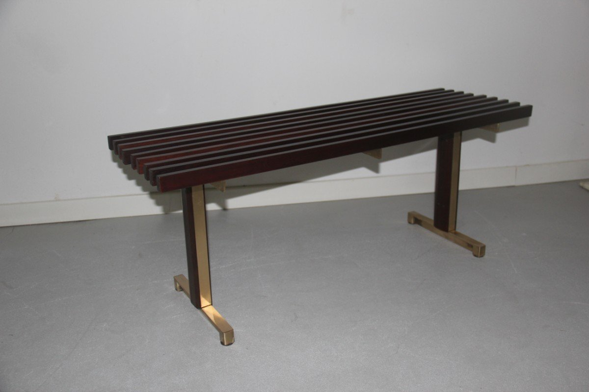 Minimalist italian coffee table 1950s for sale at pamono for Minimalist coffee table