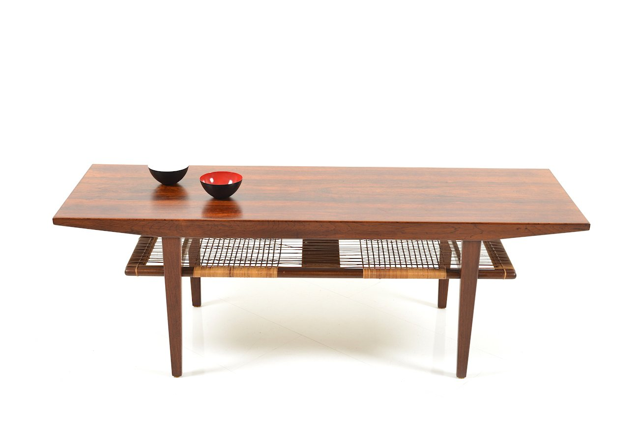 Danish rosewood sofa table 1960s for sale at pamono for Sofa table on sale