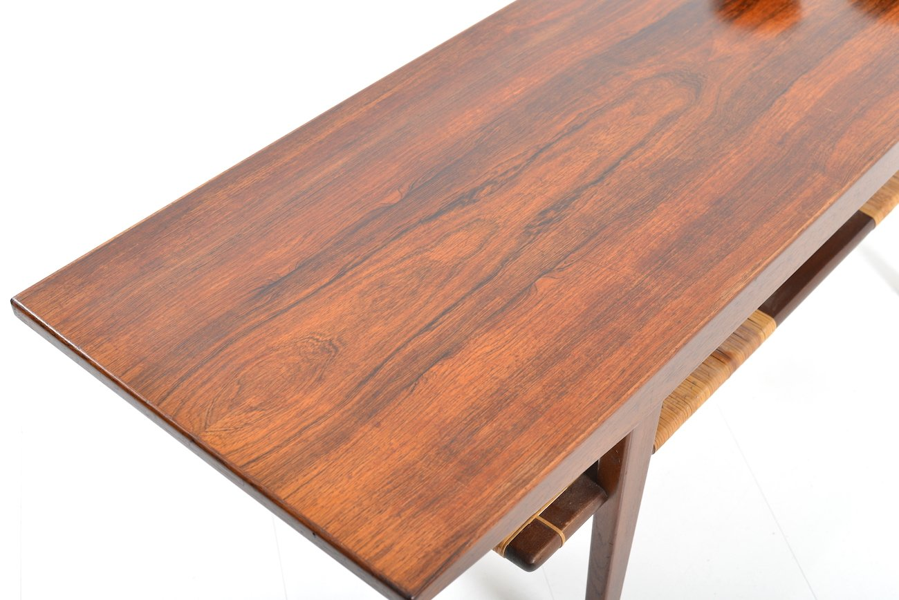 Danish rosewood sofa table 1960s for sale at pamono for Sofa table sale