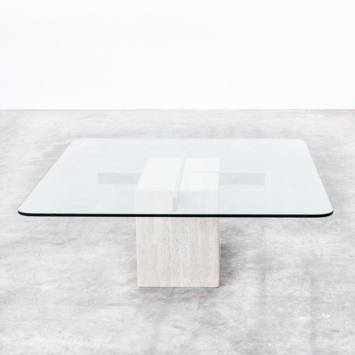 Travertin Tisch