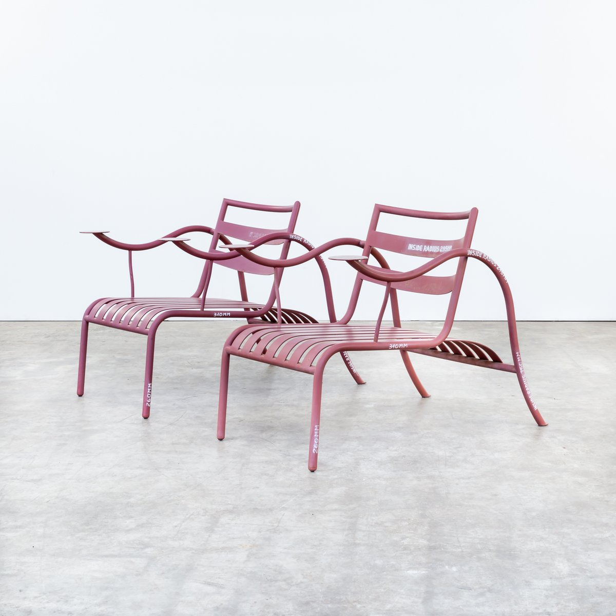 Thinking man chairs by jasper morrison for capellini for 1980s chair